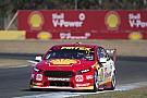 Supercars Ipswich Supercars: McLaughlin takes pole despite traffic scare