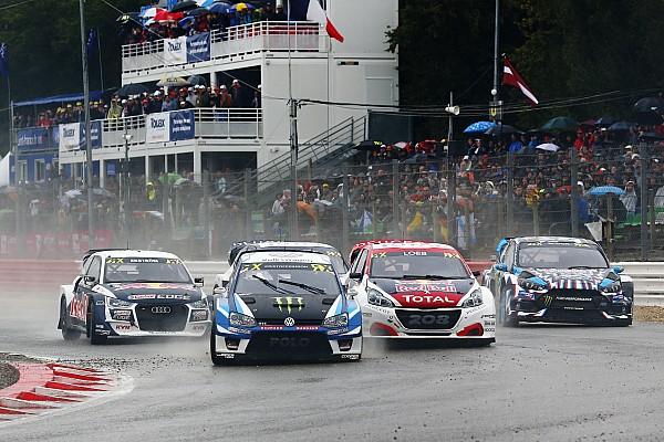 WK Rallycross Nieuws Loeb: