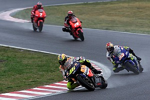 MotoGP Special feature How the MotoGP era nearly started with an almighty upset