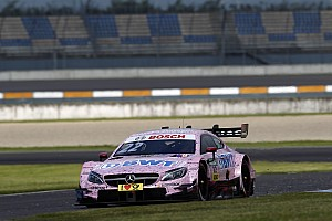 DTM Qualifying report Lausitzring DTM: Auer leads Mercedes 1-2 in first qualifying