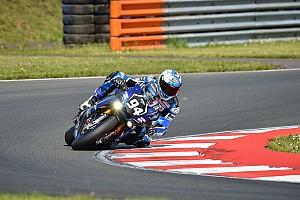 FIM Resistencia Reporte de calificación El Yamaha GMT94 de David Checa firma la pole en las 8 Horas de Oschersleben