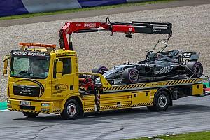 Formula 1 Breaking news Grosjean 'aiming for Red Bull' when his car failed