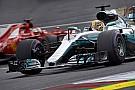 Los daños en la caja de cambios de Hamilton no los provocó Vettel