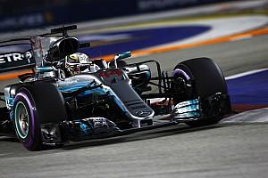 Формула 1 Новость Хэмилтон предсказал Mercedes сложности на этапе в Мексике
