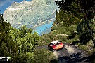 Sim racing 'WRC7', contravolanteando durante más de 15 minutos