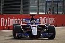 Honda veut se battre pour le top 3 avec Toro Rosso
