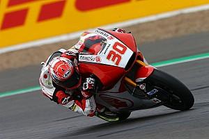 Moto2 Crónica de Carrera Nakagami celebra con un triunfo su ascenso a MotoGP