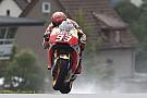 MotoGP Jerman: Marquez pole position, Rossi kesembilan