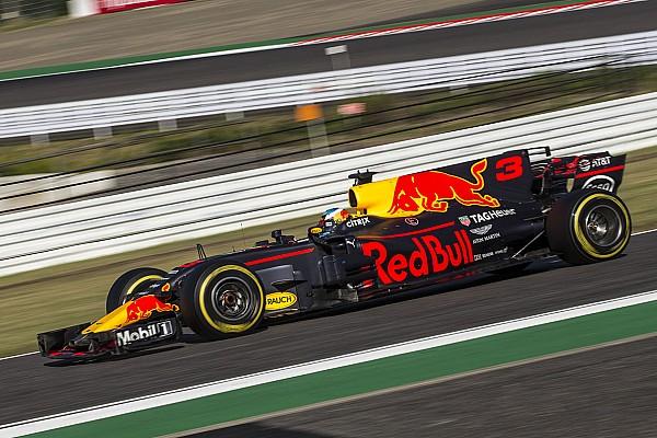 Formula 1 Red Bull brings 2018 car development forward