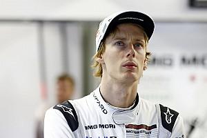 Hartley: LMP1 se tornou prioridade após saída da F1