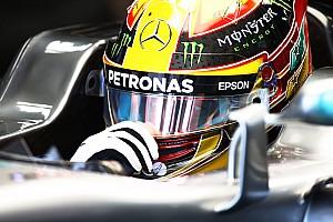 Formule 1 Réactions Hamilton: Je n'ai jamais eu la vue depuis la pole à Suzuka!