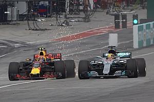 Formula 1 Breaking news Hamilton: Formula 1 tidak boleh kalah seru dengan F2