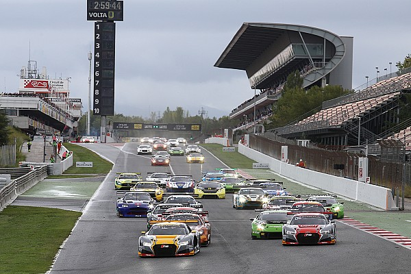 Blancpain Endurance Breaking news Blancpain to cap pro driver entries in 2018