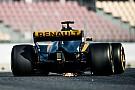 Галерея: перша половина сезону Ф1 2017 року - Renault