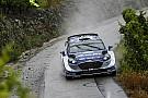 WRC Tänak: Mon choix de pneus a été décisif