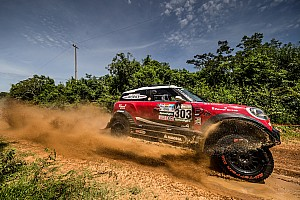 "Dakar Breaking news Hirvonen: ""We need technical stages to fight out front"""