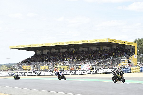 Le GP de France, 2e plus forte affluence de la saison MotoGP