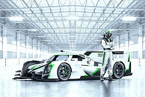 Endurance Actualités Pescarolo Sport concrétise sa renaissance avec un nouveau prototype