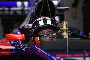 Формула 1 Новость Потом и кровью. Toro Rosso показала мозоли Квята после гонки