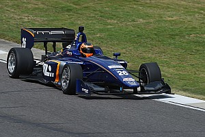 Indy Lights Qualifying report Road America Indy Lights: Leist leads Carlin 1-2 in qualifying