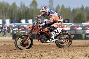Mondiale Cross MxGP Gara Primo centro di Jeffrey Herlings in Lettonia, ma Cairoli torna leader