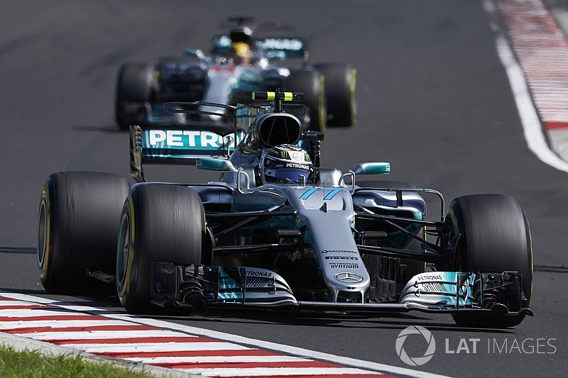 Mercedes no quiere ir de favorito en Spa