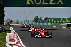 Формула 1 Спеціальна можливість Гран Прі Угорщини: рейтинг пілотів