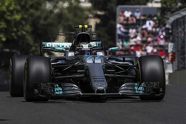 Формула 1 Важливі новини Боттас: Просто божевільна гонка
