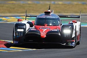 Ле-Ман Репортаж з гонки 24 години Ле-Мана, 6 годин: Porsche суттєво наблизилась до Toyota
