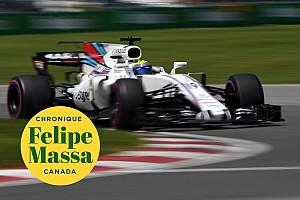 Formule 1 Contenu spécial Chronique Massa - Je suis prêt à rester en F1 en 2018