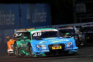 DTM Race report  Finally! Audi wins at the Norisring
