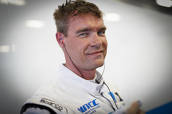 Ekblom back with Volvo for China WTCC