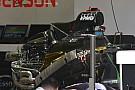 Bite-size tech: McLaren Honda MP4-31 internal layout