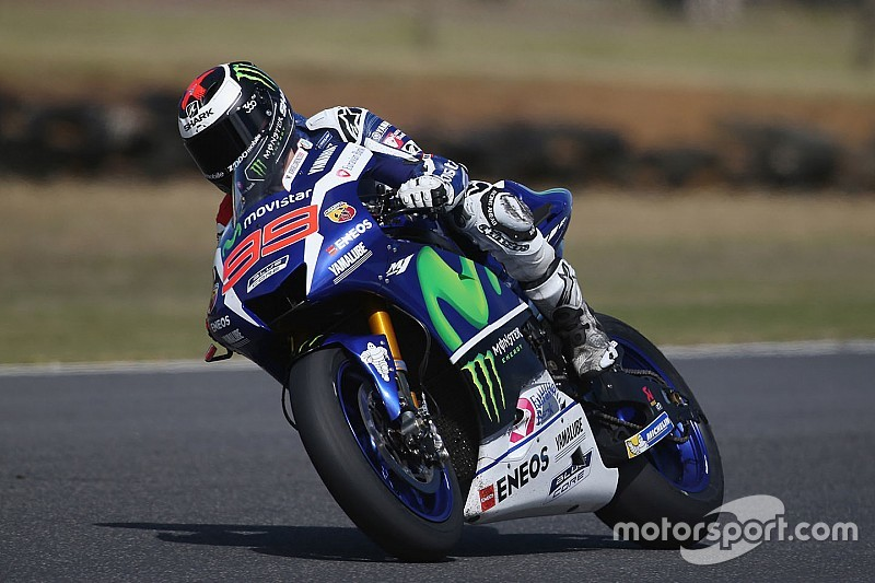 """Lorenzo says """"everything went wrong"""" in test"""