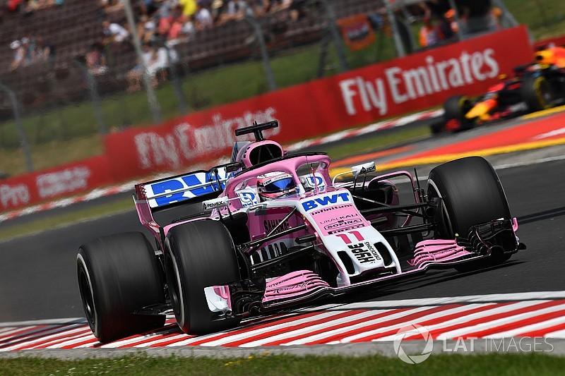 Tim Formula 1 Force India diputuskan pailit