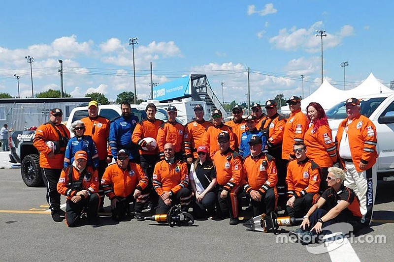 How medical professionals work to make racing safer in Canada