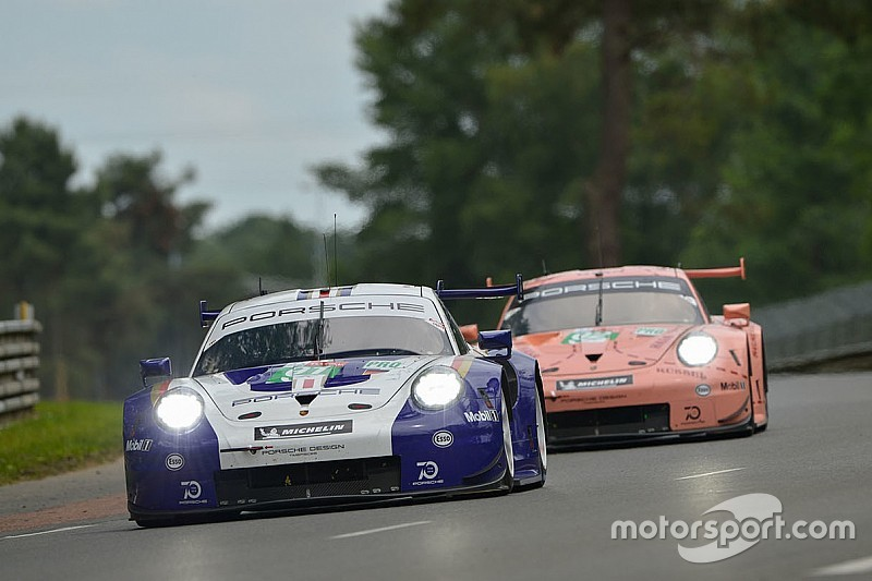 porsche to repeat four car le mans assault in 2019. Black Bedroom Furniture Sets. Home Design Ideas