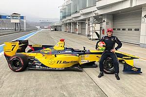 Super Formula Breaking news Fittipaldi lands 2018 Super Formula drive