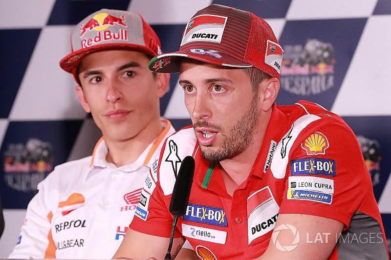 Ducati diz querer decisão de Dovizioso até GP da Itália