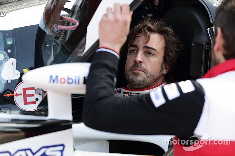 Alonso, Barcelona F1 testine katılmak istememiş