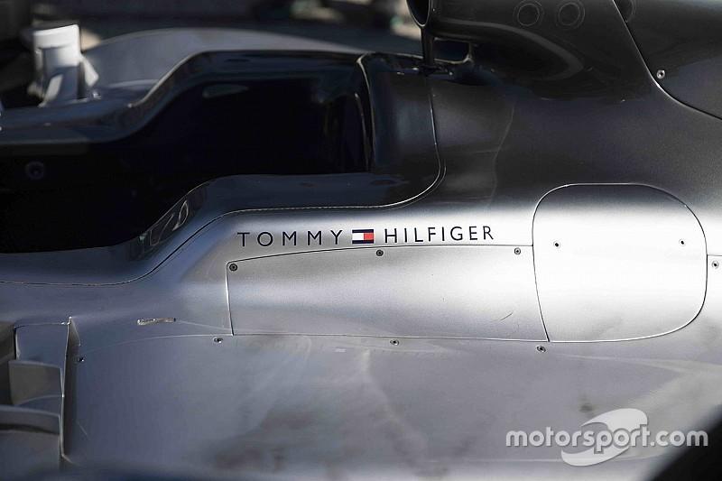La Mercedes annuncia un nuovo sponsor: è Tommy Hilfiger