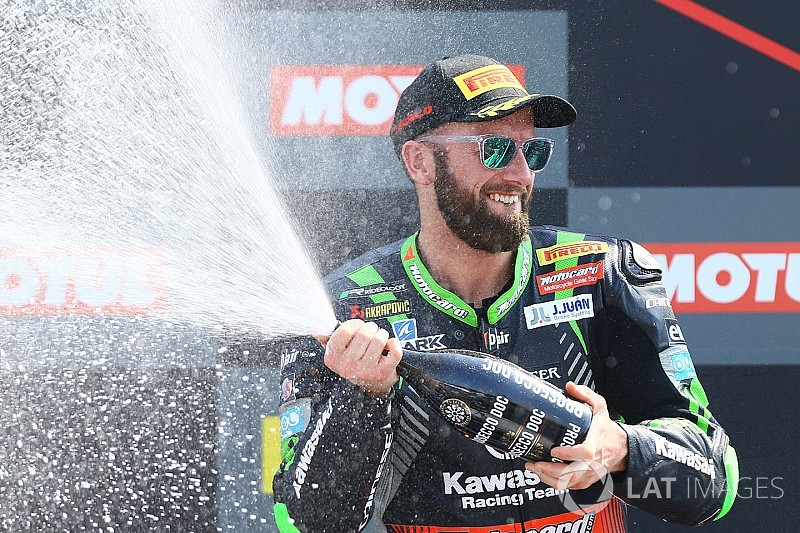 """Sykes """"close"""" to tears after emotional Assen win"""