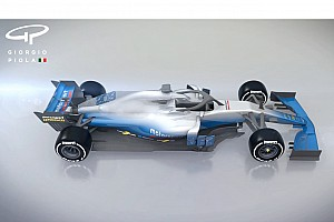 Revealed: What F1's 2019 cars will really look like