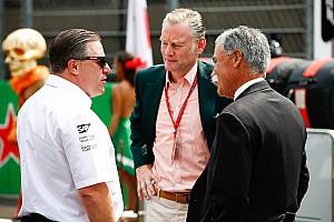 Formel 1 News Streit über Formel-1-Zukunft: Brown fürchtet 2018