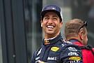 """Formule 1 Ricciardo: """"Concurrentie probeert druk bij ons te leggen"""""""