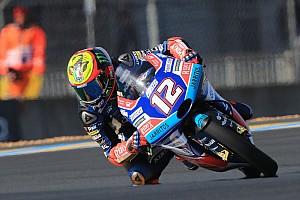 Moto3 Test Bezzecchi e Antonelli preparano la gara del Mugello nei test di Le Mans