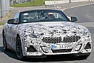 Automotive New BMW Z4 caught undergoing final testing at the Nurburgring
