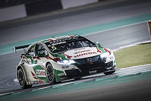 WTCC Qualifyingbericht WTCC Katar: Rückschlag für Michelisz im Qualifying