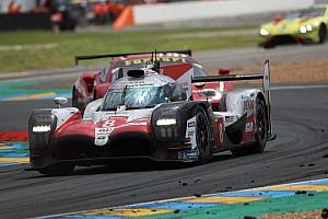 Le Mans Breaking news Winning Le Mans without Audi/Porsche