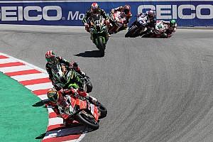 Laguna Seca reste au calendrier du Superbike en 2019